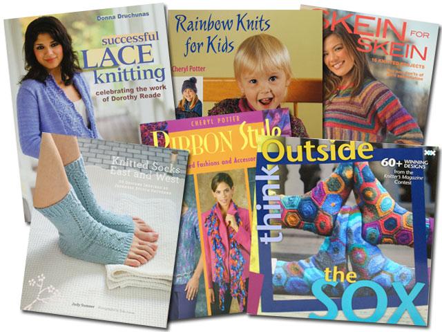 Knitting-books