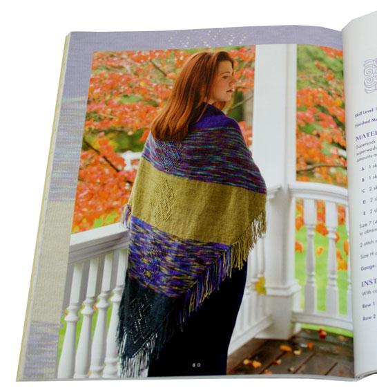 Folk-shawl