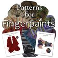 Fingerpaints-patterns