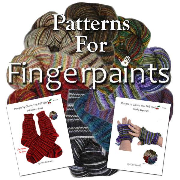 Fingerpaints-patterns