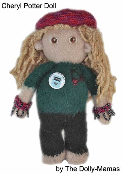 Cheryl-doll